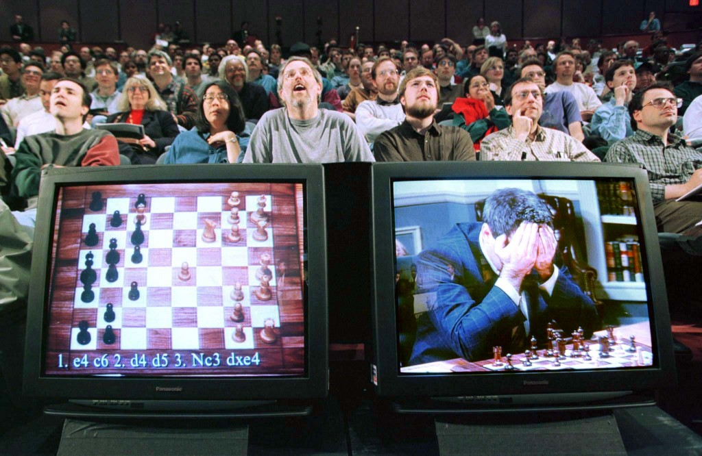 The Defeat of Garry Kasparov