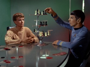 Star Trek Three-Dimensional Chess